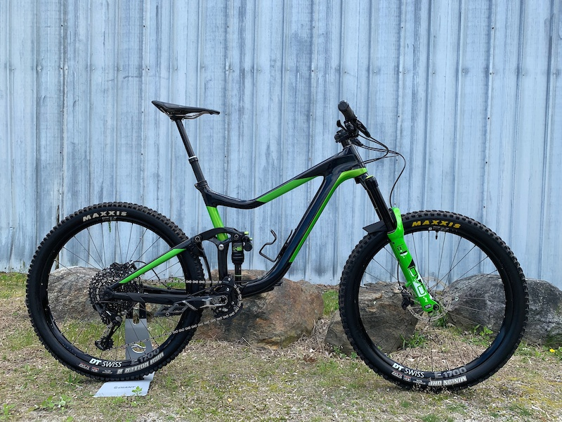 2019 Giant Reign Advanced 1 For Sale