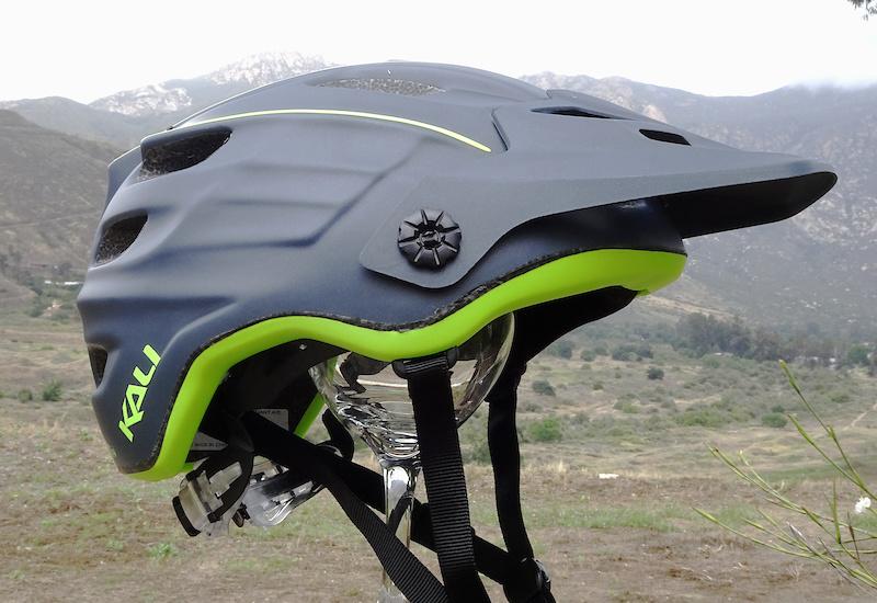 Kali Protectives Lunati Enduro MTB Bicycle Helmet Multiple Colors and Sizes
