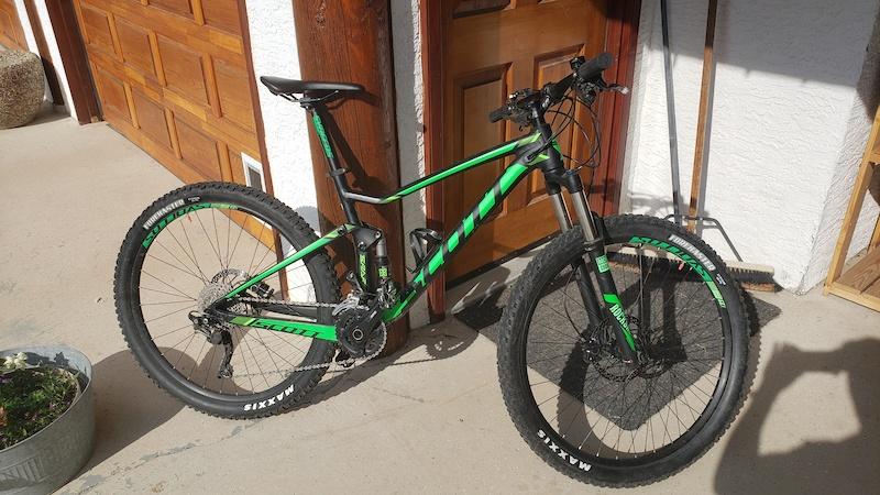 Scott Spark 760 - Celoodpružené bicykle - MTBIKER bazár