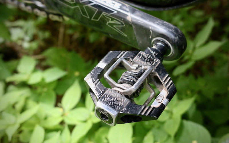 Crank Brothers Candy 7 Pedals Black//Black Spring