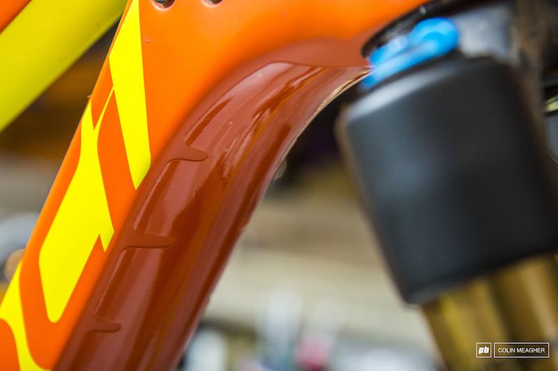 Clear 3 m Scotch vinyle Cycle Câble Rub Cadre Protecteur Patches MTB Route BMX DH