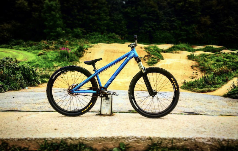 2012 Dartmoor 26player jump bike PRICE REDUCED For Sale