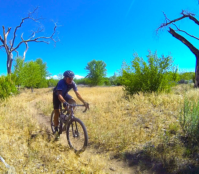 Bosque Singletrack.