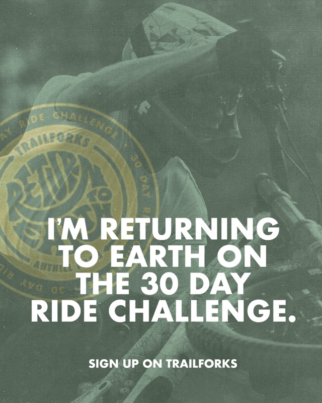 Trailforks 30-Day Ride Challenge Starts Today! - Here's What