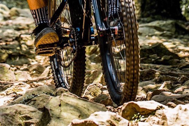 Bashguard 32-36T 104BCD CNC 7075 Mountain bike Downhill Enduro Free Ride
