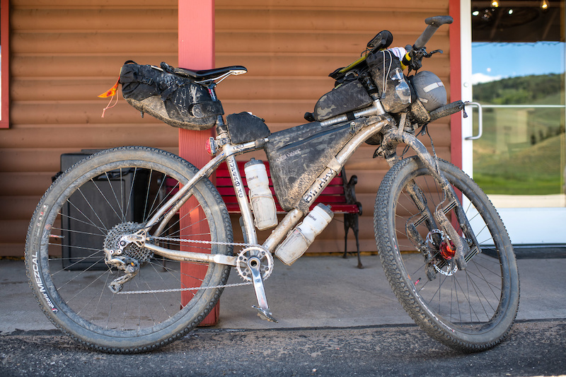 7 Bikes of the Tour Divide - Pinkbike