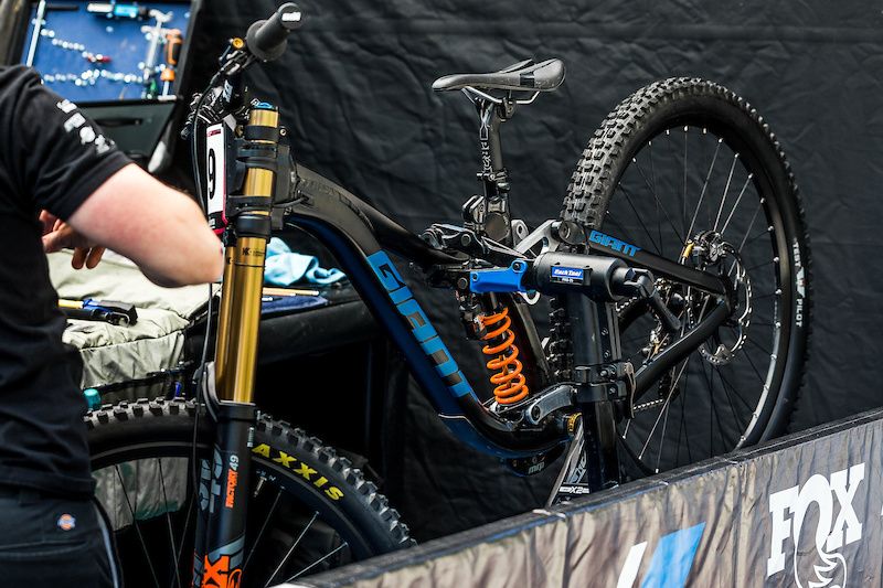 Giant's prototype Glory 29er