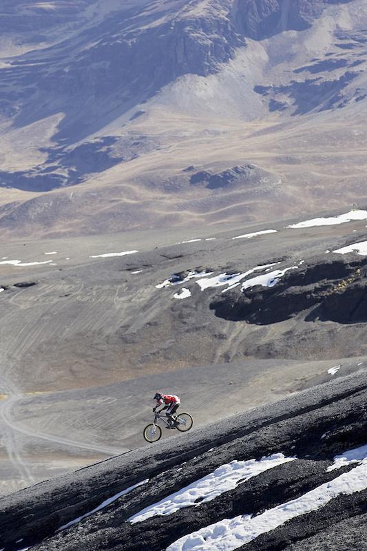 Carlin Dunne La Cumbre Bolivia 5000m