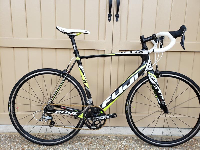 bisonte colonia Buzo  2012 Fuji Altamira Team Replica Carbon, Ultegra & Upgrades For Sale