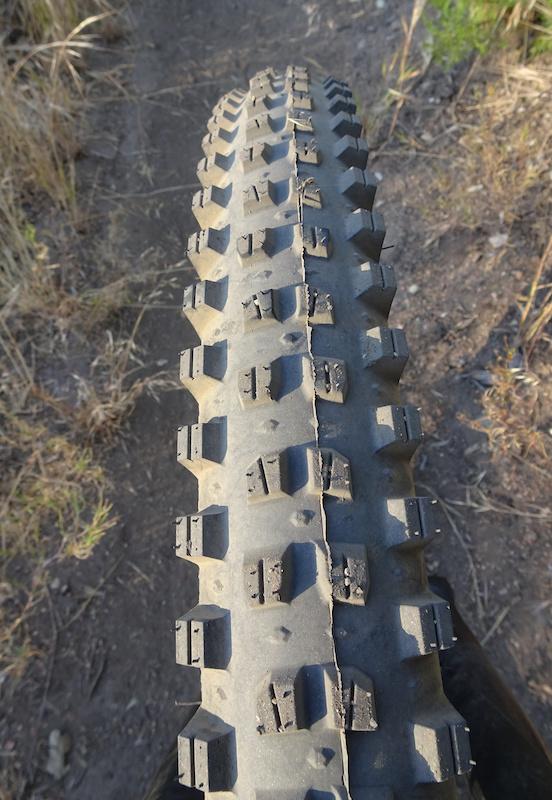 WTB Vigilante TCS TriTec Tire 29in Black Light//High Grip Slash Guard 29x2.6