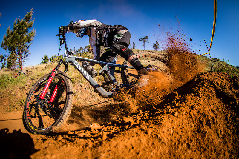 Contest Now Closed: Enter to Win a Canyon Strive - Pinkbike