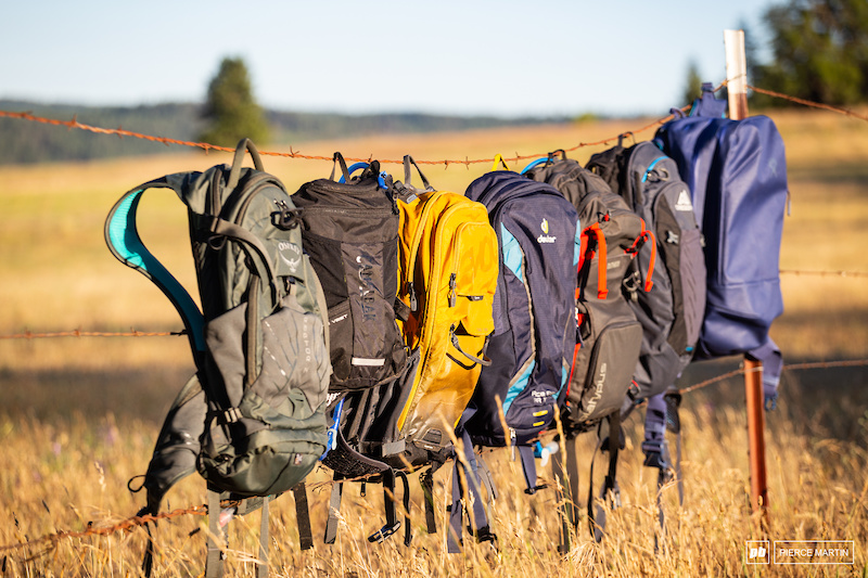 7 Mountain Bike Hydration Packs Ridden & Rated - Pinkbike