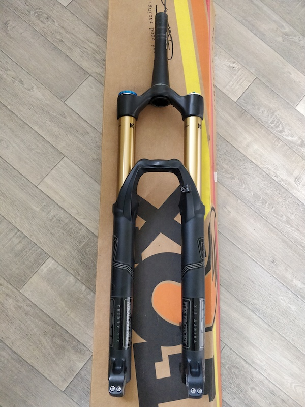 2017 Fox 36 Float Factory FIT 170mm Non-boost For Sale