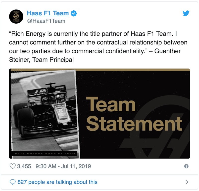 The Whyte Bikes vs Rich Energy Trademark Dispute - What