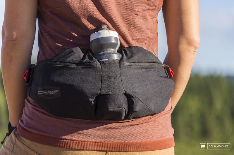 Bottle holder nylon mesh holds one quart also holds 32 ounce bottle Made in USA