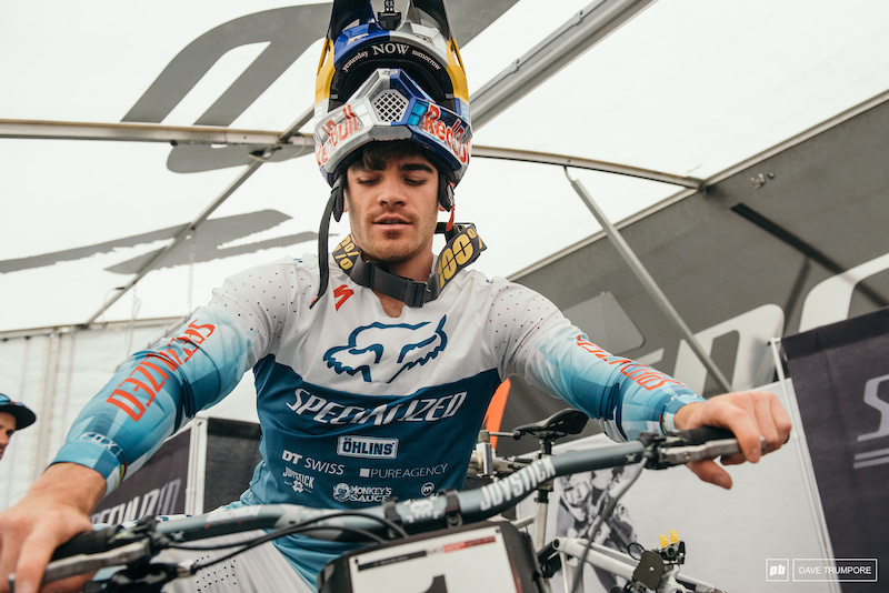 Loic Bruni has one three rounds already this year and was second just a few weeks ago in Les Gets. To say he is the favorite would be an under statement.