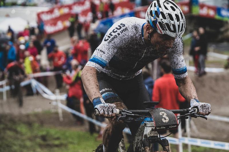 mathieu van der poel to continue racing