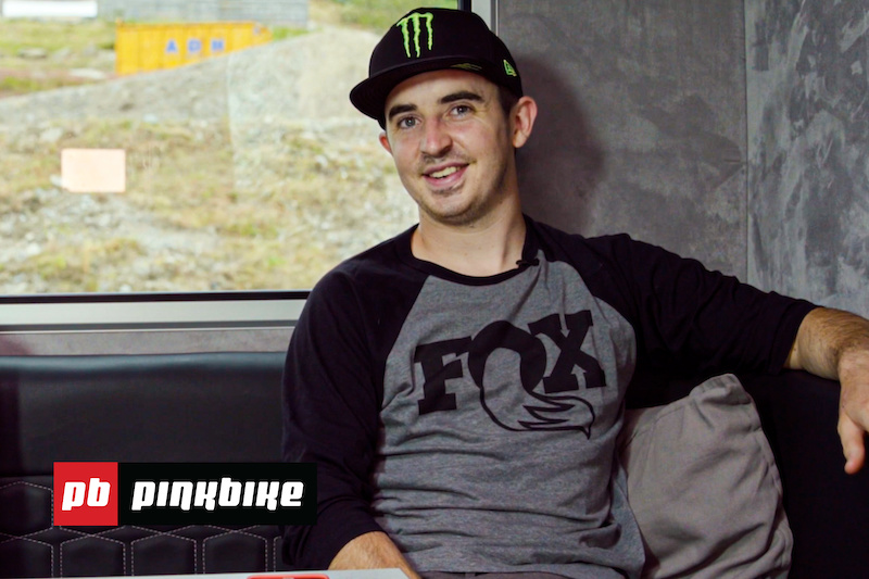 Video: Danny Hart on Growing Up Racing DH, Mullet Bikes & More - Pinkbike