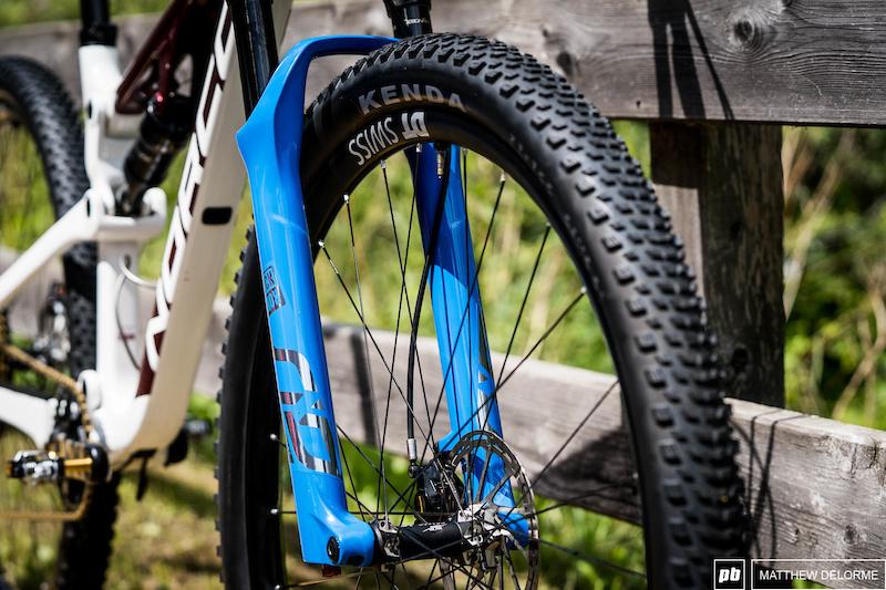 Bike Check: Haley Smith's Norco Revolver - Val di Sole World