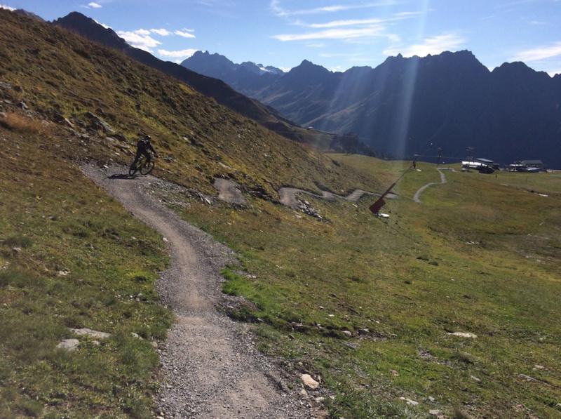 Ischgl, Austria Mountain Biking Trails | Trailforks