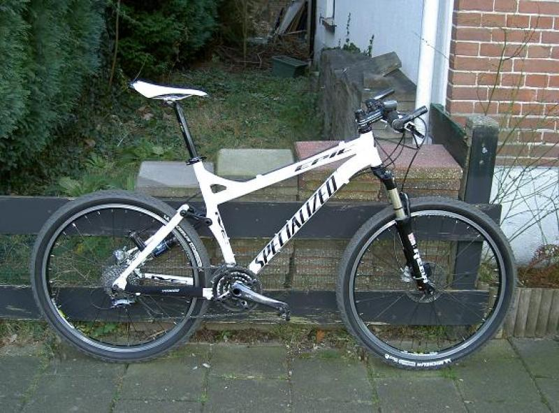 Specialized epic M4, full XTR and Ritchey WCS