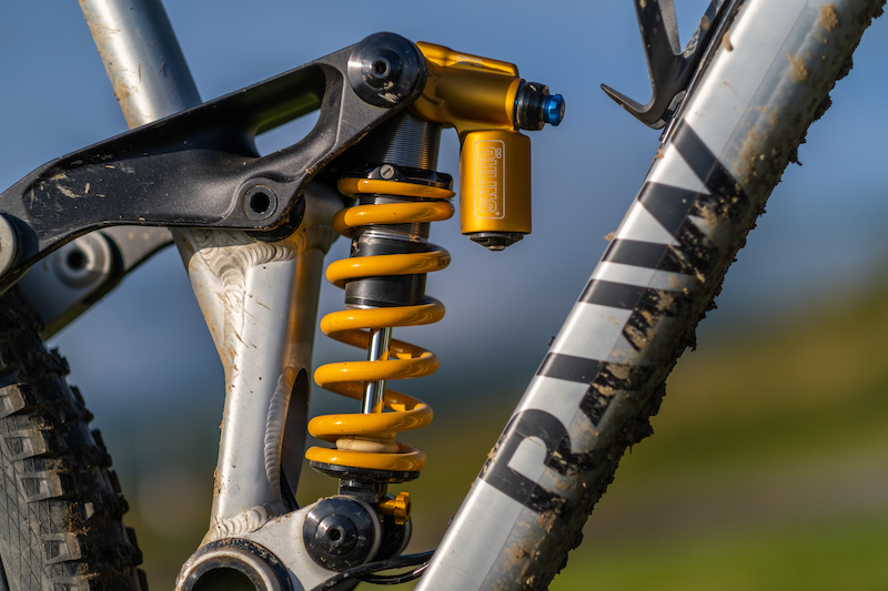 Review: Ohlins' TTX22M Coil Shock Delivers Grin-Inducing