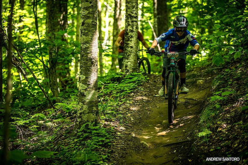 Race Report: Enduro Lite - Burke Mountain, VT - Pinkbike