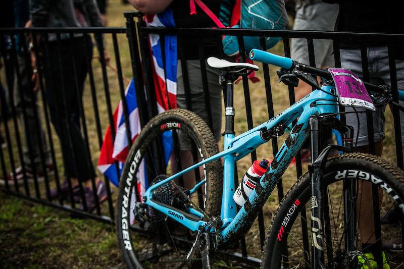 Trek's New XC Race Bike Breaks Cover at Mont-Sainte-Anne
