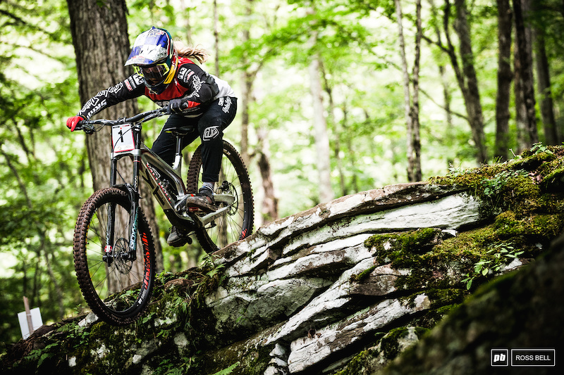 Results: Qualification - Snowshoe DH World Cup 2019 - Pinkbike
