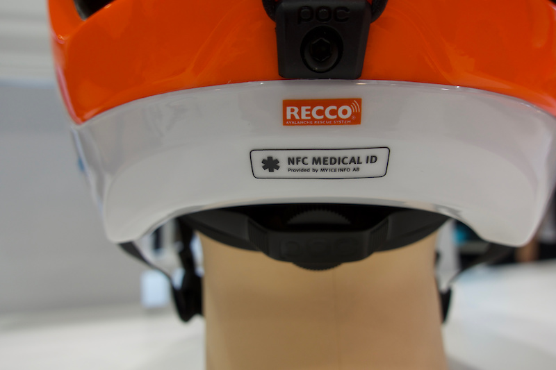 POC's New Helmet Stores Your Medical Data - Eurobike 2019