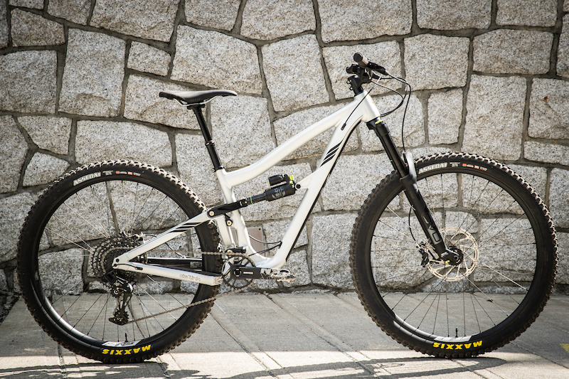 First Look: Ibis' New Ripmo AF is Coil-Compatible & Aluminum - Pinkbike