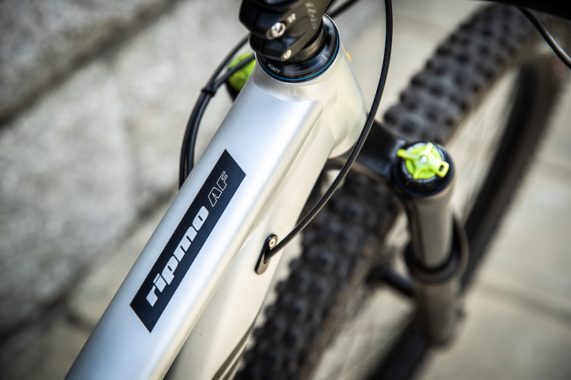 First Look: Ibis' New Ripmo AF is Coil-Compatible & Aluminum