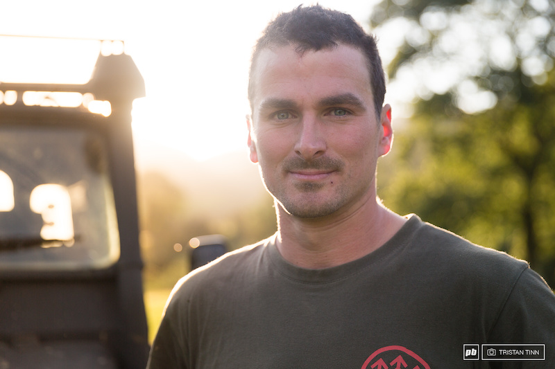 Interview: Digging for Details with Hardline Chief Course Builder Olly Davey