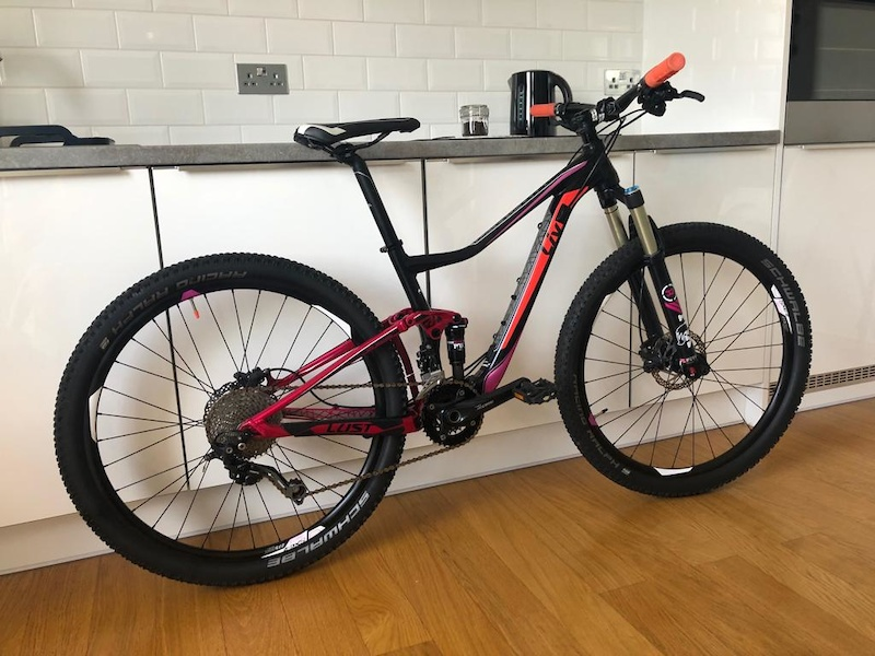 2014 Trek Lush womens specific bike size Small For Sale