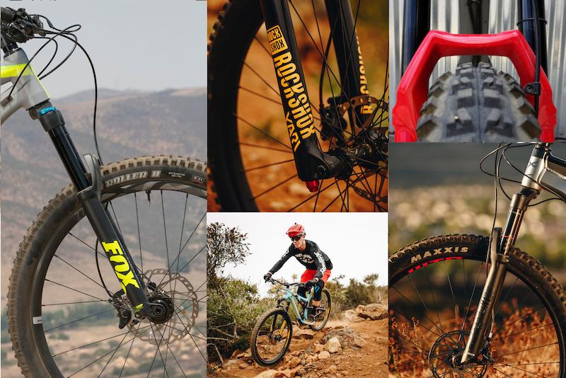Rock Shox REVELATION 2018 Fork Decal Mountain Bike Cycling Sticker Gold