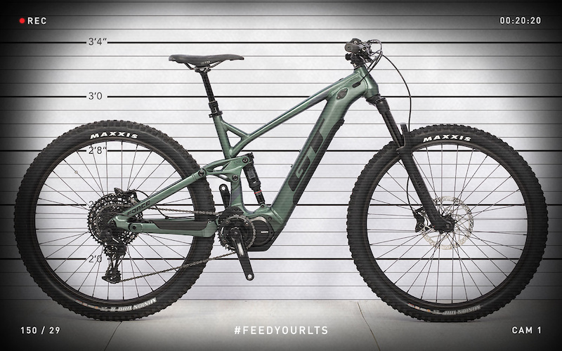 GT Releases New Force GT-E eMTB - Pinkbike