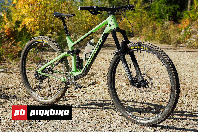 First Ride: Norco's New 2020 Optic is Short on Travel, But Big on Fun - Pinkbike