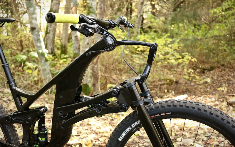 Review: Six Months on Structure's Wild Looking Cycleworks SCW 1 - Pinkbike