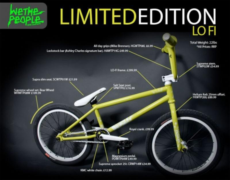 Nicest BMX Bike Ever.