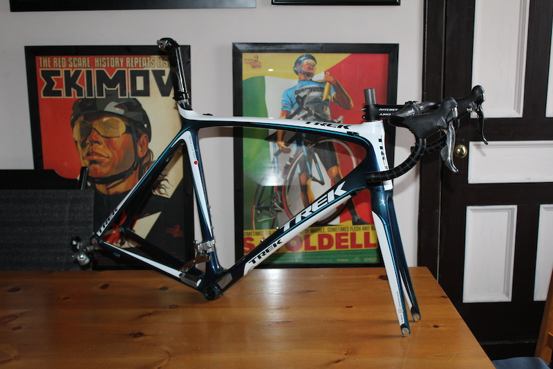 Trek Madone 6 9 Bars Extras Dura Ace Ship Incl For Sale