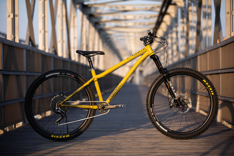 CHROMAG BRANDON SEMENUK WAX RAWHIDE BICYCLE GRIPS