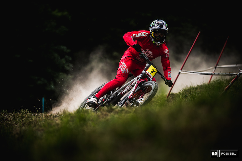 Pinkbike Photographer Ross Bell's Favourite 2019 Shots From Inside & Outside the Race Tape - Pinkbike