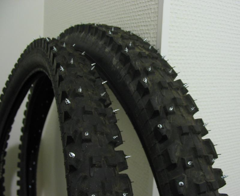For Article: New Screw Tires