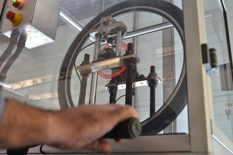 Galfer Brake Testing MTB