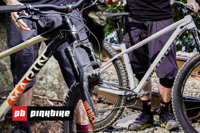 Field Test: Affordable Hardtails - Marin San Quentin 3 vs Specialized Fuse Comp 29 - Pinkbike