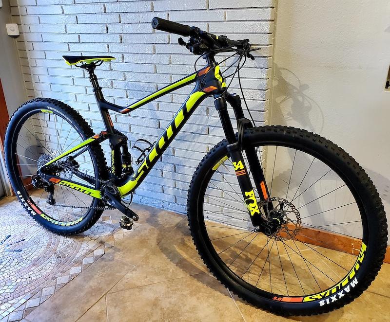 Scott Genius 930 2020 Full Suspension Mountain Bike
