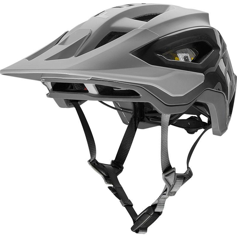 Fox Speedframe MIPS 2021 MTB Bike mit Visier Helm atomic punch
