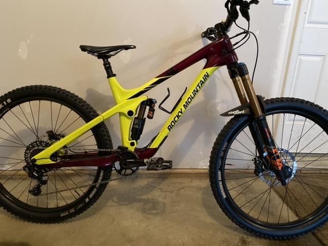 Got my bike all put together