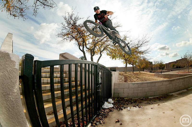 180 over gate