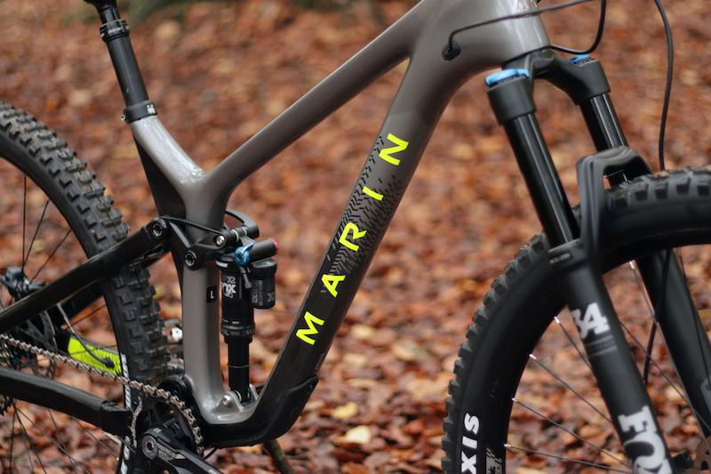 Review: Marin Rift Zone Carbon 2 - Modern Geometry for Maximum Fun - Pinkbike